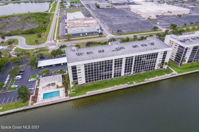 300 S Sykes Creek Parkway #401, Merritt Island, FL 32952 (MLS #908443) :: Blue Marlin Real Estate