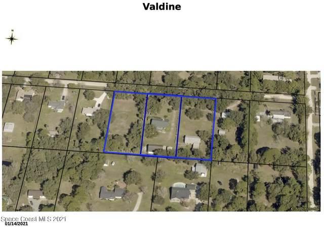 4865 Valdine Avenue, Cocoa, FL 32926 (MLS #908445) :: Blue Marlin Real Estate