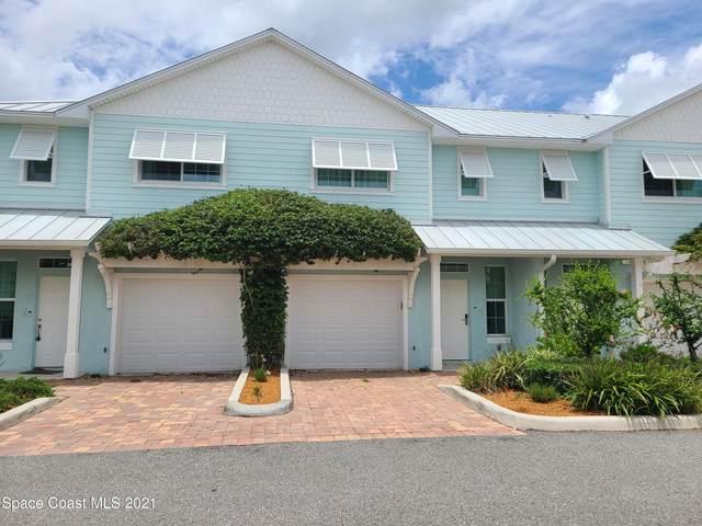 104 Parrotfish Lane #102, Merritt Island, FL 32953 (MLS #908448) :: Blue Marlin Real Estate