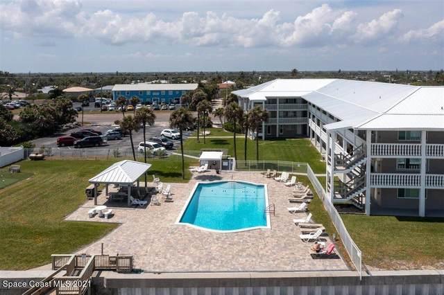 1273 Highway A1a #205, Satellite Beach, FL 32937 (#908455) :: The Reynolds Team | Compass