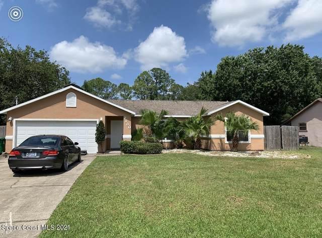 7180 Bevil Avenue, Cocoa, FL 32927 (MLS #908463) :: Blue Marlin Real Estate