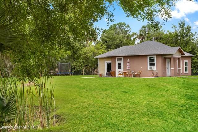 5693 Saratoga Lane, Cocoa, FL 32926 (MLS #908465) :: Blue Marlin Real Estate