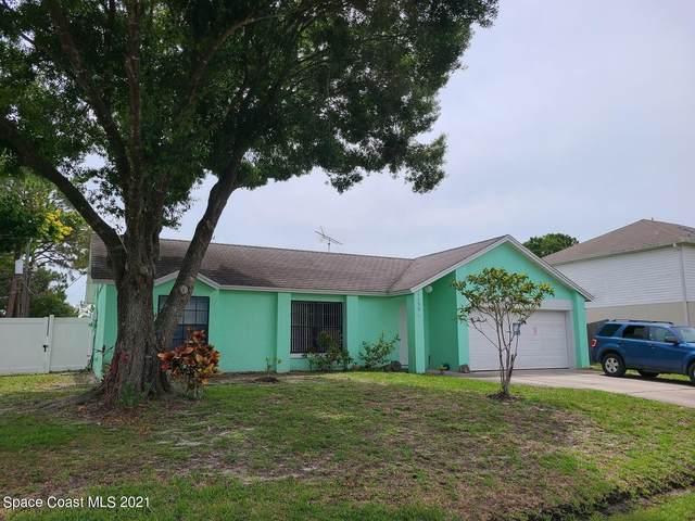 1139 Price Avenue NW, Palm Bay, FL 32907 (MLS #908476) :: Blue Marlin Real Estate