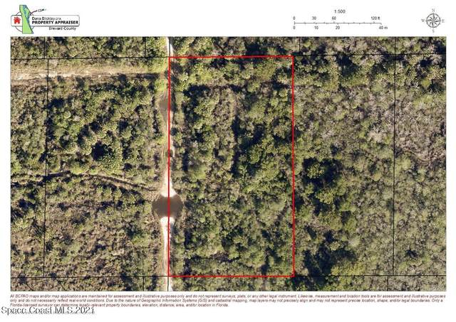 0 Satellite Boulevard, Cocoa, FL 32926 (MLS #908477) :: Blue Marlin Real Estate