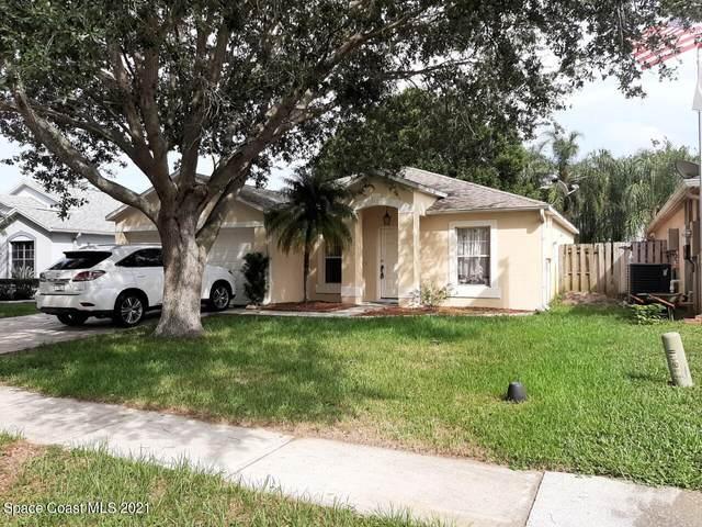 6985 Hammock Trace Drive, Melbourne, FL 32940 (MLS #908480) :: Blue Marlin Real Estate