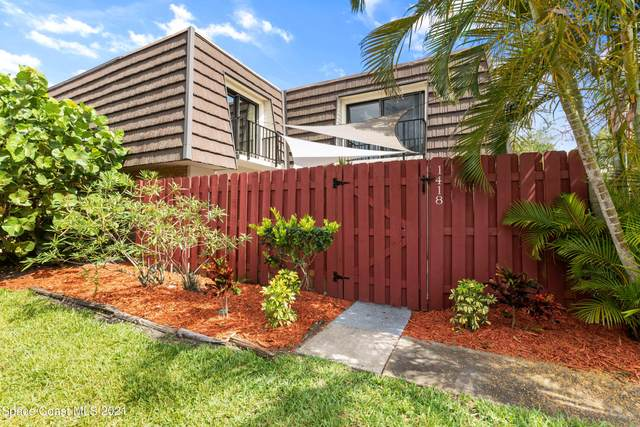 1418 Vista Oaks Circle NE, Palm Bay, FL 32905 (MLS #908482) :: Blue Marlin Real Estate