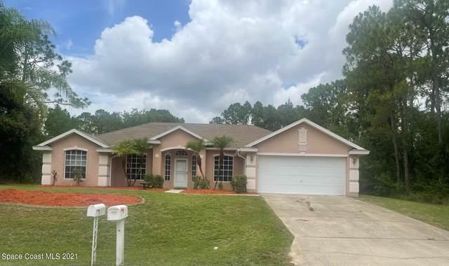 1311 Danbury Street SW, Palm Bay, FL 32908 (MLS #908486) :: Keller Williams Realty Brevard