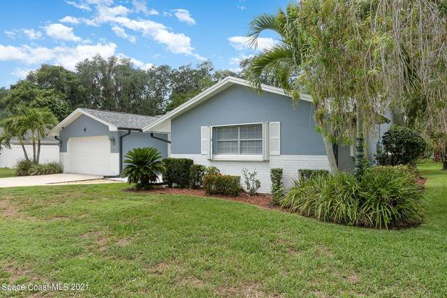 1399 Meadowbrook Road NE, Palm Bay, FL 32905 (MLS #908487) :: Blue Marlin Real Estate