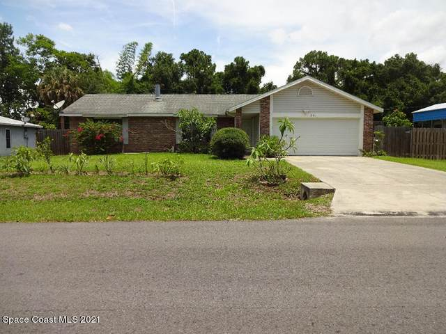 891 Merrimac Street SE, Palm Bay, FL 32909 (MLS #908489) :: Blue Marlin Real Estate