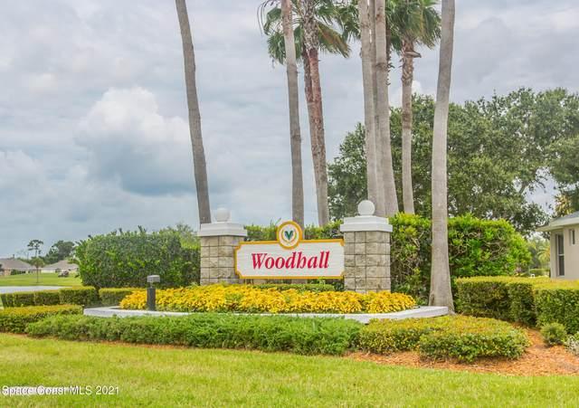 4234 Woodhall Circle, Viera, FL 32955 (MLS #908493) :: Blue Marlin Real Estate