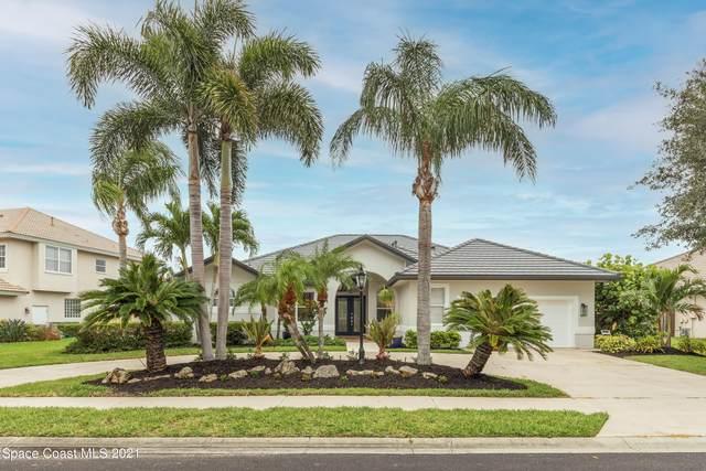 290 Normandy Drive, Indialantic, FL 32903 (MLS #908500) :: Blue Marlin Real Estate
