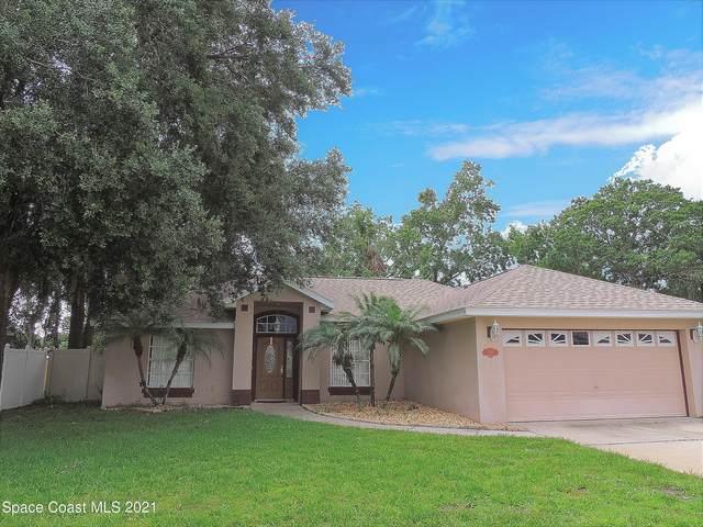 7342 Bumelia Drive, Cocoa, FL 32927 (MLS #908504) :: Blue Marlin Real Estate