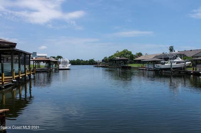 2240 Sykes Creek Drive, Merritt Island, FL 32953 (MLS #908509) :: Blue Marlin Real Estate