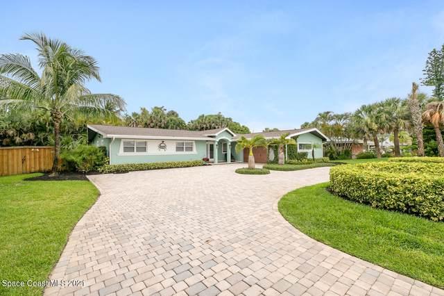 974 S Shannon Avenue, Indialantic, FL 32903 (MLS #908514) :: Blue Marlin Real Estate