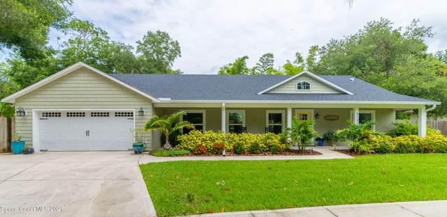 3135 Sandalwood Lane, Titusville, FL 32780 (MLS #908521) :: Blue Marlin Real Estate