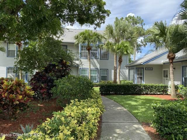 4826 Lake Waterford Way W #6224, Melbourne, FL 32901 (MLS #908526) :: Blue Marlin Real Estate