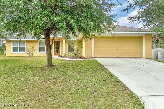 1120 Savannah Street SE, Palm Bay, FL 32909 (MLS #908535) :: Blue Marlin Real Estate