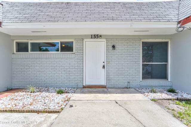 155 W Towne Place, Titusville, FL 32796 (MLS #908542) :: Premium Properties Real Estate Services