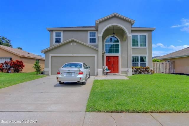 7147 Hammock Lakes Drive, Melbourne, FL 32940 (MLS #908547) :: Premium Properties Real Estate Services