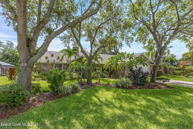 1051 Mandarin Drive NE, Palm Bay, FL 32905 (MLS #908549) :: Premium Properties Real Estate Services