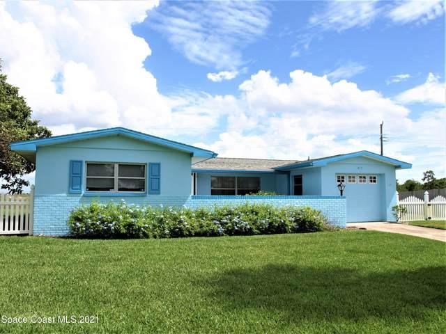 472 Ironwood Drive, Melbourne, FL 32935 (MLS #908550) :: Premium Properties Real Estate Services