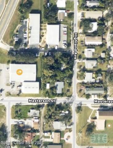 2080 Highland Avenue, Melbourne, FL 32935 (MLS #908553) :: Premium Properties Real Estate Services