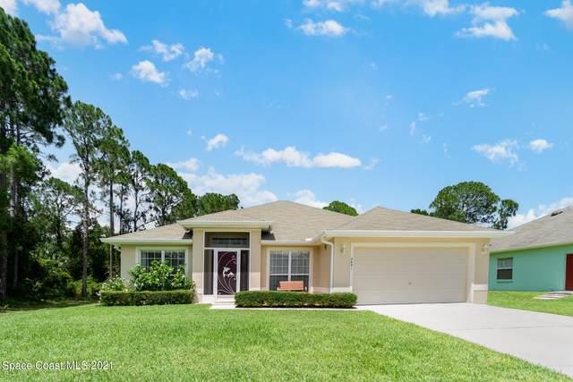 2691 Quincy Avenue SE, Palm Bay, FL 32909 (MLS #908580) :: Armel Real Estate