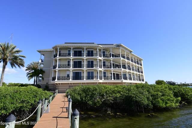 2300 Front Street #400, Melbourne, FL 32901 (MLS #908588) :: Blue Marlin Real Estate