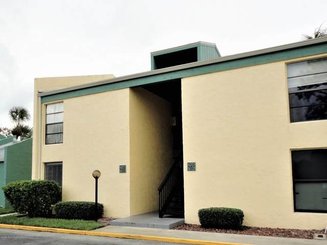 1225 N Wickham Road #522, Melbourne, FL 32935 (MLS #908591) :: Blue Marlin Real Estate