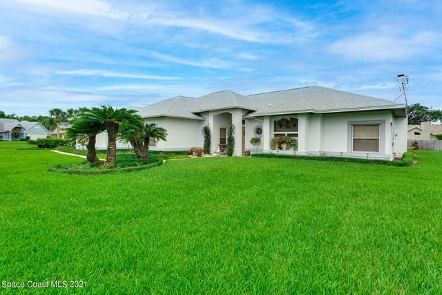 985 Spanish Wells Drive, Melbourne, FL 32940 (MLS #908598) :: Blue Marlin Real Estate