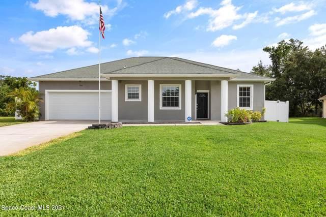 3932 Tangle Drive, Titusville, FL 32796 (MLS #908609) :: Blue Marlin Real Estate