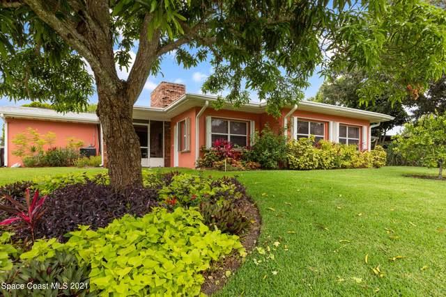 1150 River Drive NE, Palm Bay, FL 32905 (MLS #908613) :: Blue Marlin Real Estate