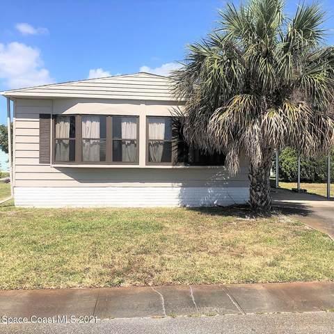 504 Ruth Circle, Melbourne, FL 32904 (MLS #908615) :: Blue Marlin Real Estate