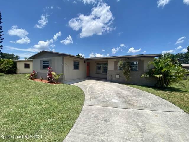 1084 Basque Drive, Rockledge, FL 32955 (MLS #908620) :: Premium Properties Real Estate Services