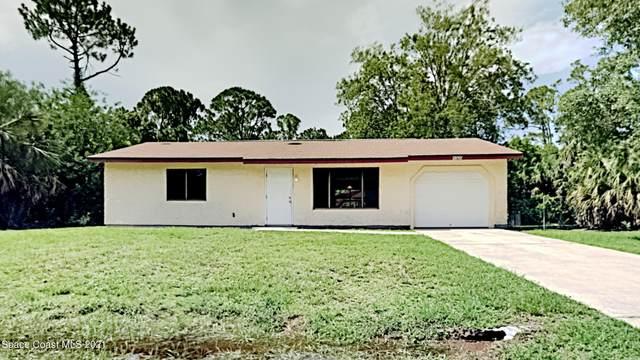 1005 Wacona Street SE, Palm Bay, FL 32909 (MLS #908631) :: Armel Real Estate