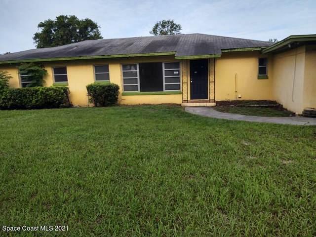 314 S Singleton Avenue, Titusville, FL 32796 (MLS #908632) :: Keller Williams Realty Brevard