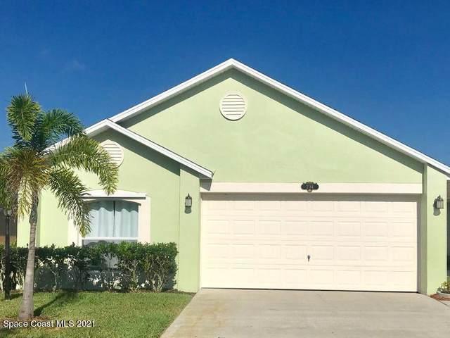 2184 Redwood Circle NE, Palm Bay, FL 32905 (MLS #908633) :: Premium Properties Real Estate Services