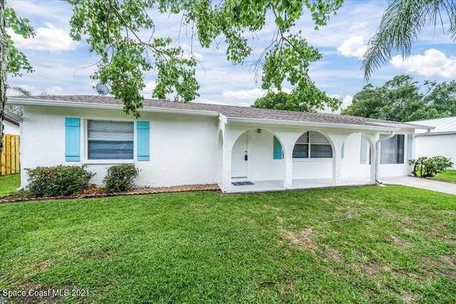 561 Parker Road, Melbourne, FL 32904 (MLS #908641) :: Premium Properties Real Estate Services