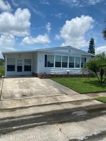 1924 NE Live Oak Street NE, Palm Bay, FL 32905 (MLS #908668) :: Blue Marlin Real Estate
