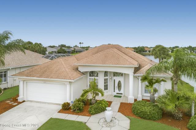 2241 Brightwood Circle, Rockledge, FL 32955 (MLS #908697) :: Blue Marlin Real Estate