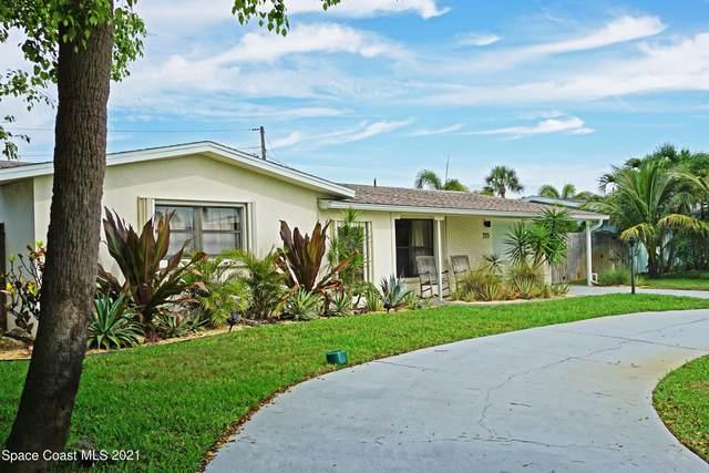355 Ocean Spray Avenue, Satellite Beach, FL 32937 (MLS #908701) :: Blue Marlin Real Estate