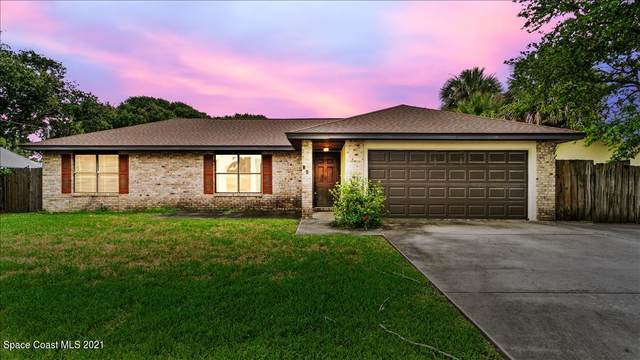 110 Delvalle Street, Melbourne Beach, FL 32951 (MLS #908702) :: Blue Marlin Real Estate