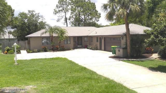 6870 Cedar Avenue, Cocoa, FL 32927 (MLS #908740) :: Blue Marlin Real Estate