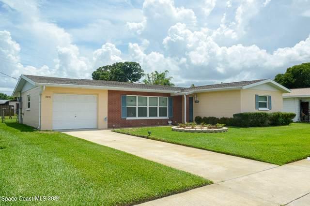 2435 Ricky Road, Melbourne, FL 32935 (MLS #908757) :: Premium Properties Real Estate Services