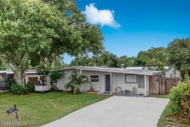 1002 Byrd Street, Melbourne, FL 32935 (MLS #908764) :: Blue Marlin Real Estate