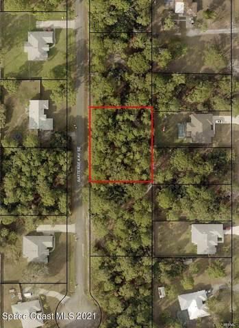 301 Battersea Avenue SE, Palm Bay, FL 32909 (MLS #908776) :: Blue Marlin Real Estate