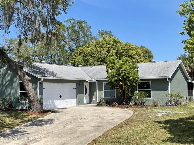 1739 Valley Forge Drive, Titusville, FL 32796 (MLS #908800) :: Premium Properties Real Estate Services