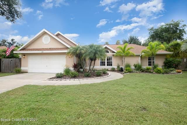 1258 Sugar Maple Way, Rockledge, FL 32955 (MLS #908843) :: Blue Marlin Real Estate