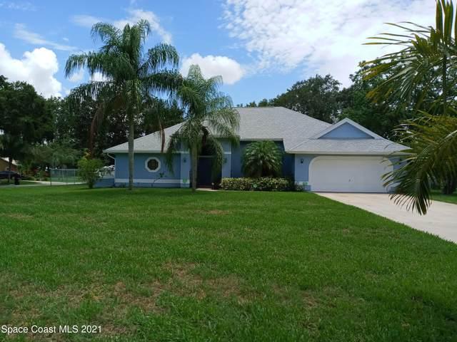 798 Riviera Drive NE, Palm Bay, FL 32905 (MLS #908863) :: Blue Marlin Real Estate