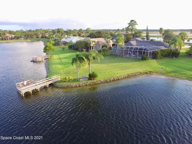 4012 Snowy Egret Drive, Melbourne, FL 32904 (MLS #908870) :: Blue Marlin Real Estate